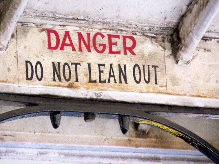 Trolly Danger
