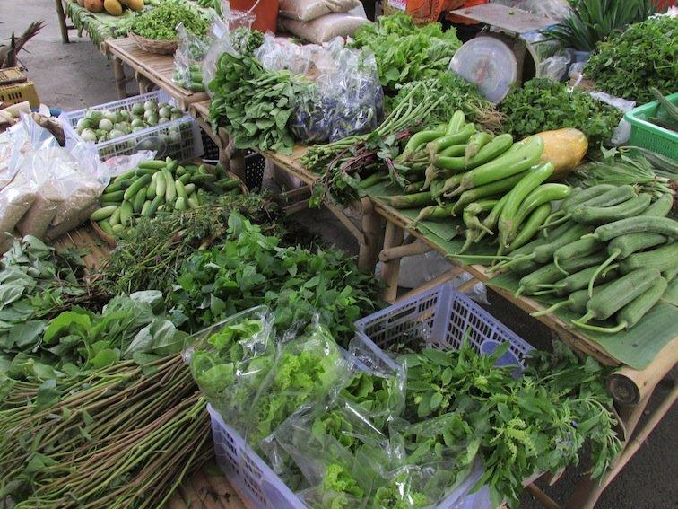 Fresh Vegetables Food