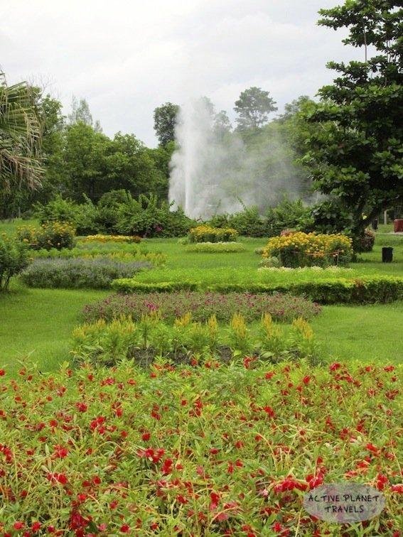Hot Springs Thailand
