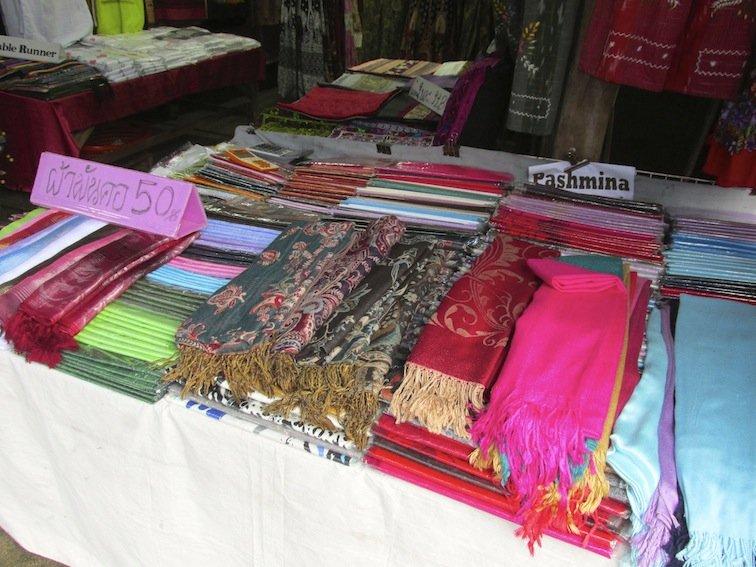 Village Doi Suthep Mountain Temple Thailand