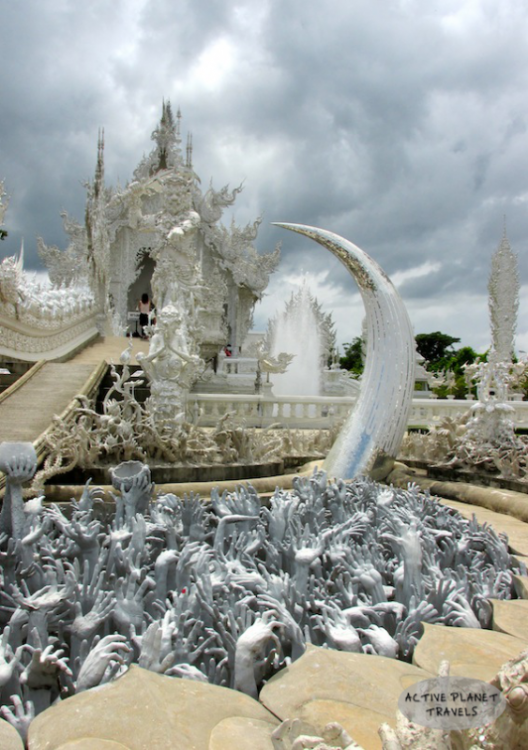 White Temple of Wat Rong Khun