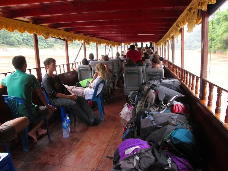 River Cruise Mekong River Laos