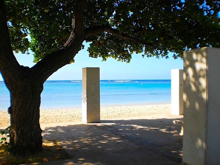 Hawaii Surf Beach Ocean Waikiki Boardwalk