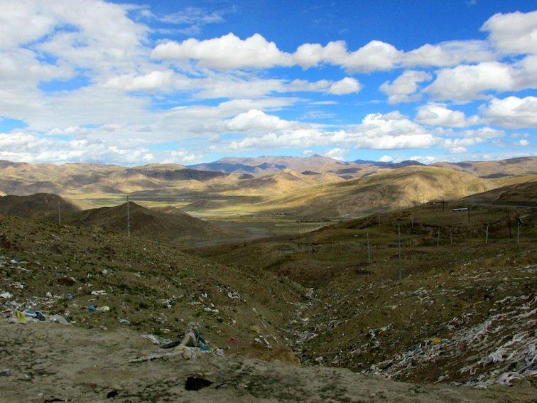 China Asia Backcountry Tibet