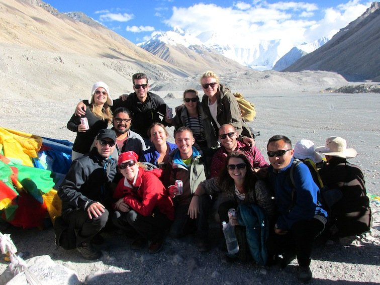 Everest China Asia Backcountry Tibet Tour Budget