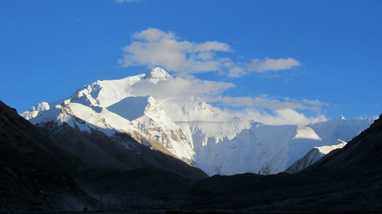 China Asia Backcountry Tibet Everest