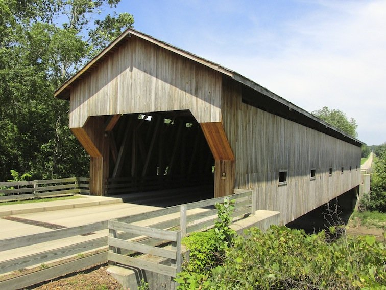 Cumberland County Covered Bridge