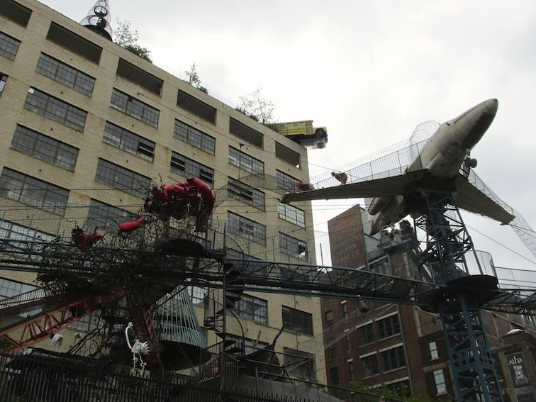 City Museum at St. Louis Missouri
