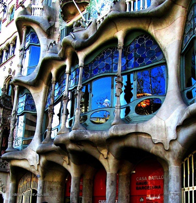 Weird Barcelona