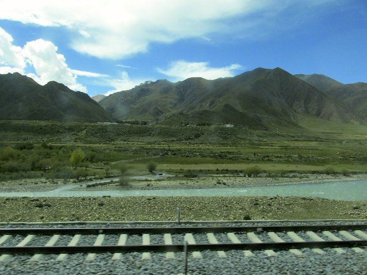 China Tibet Lhasa Train