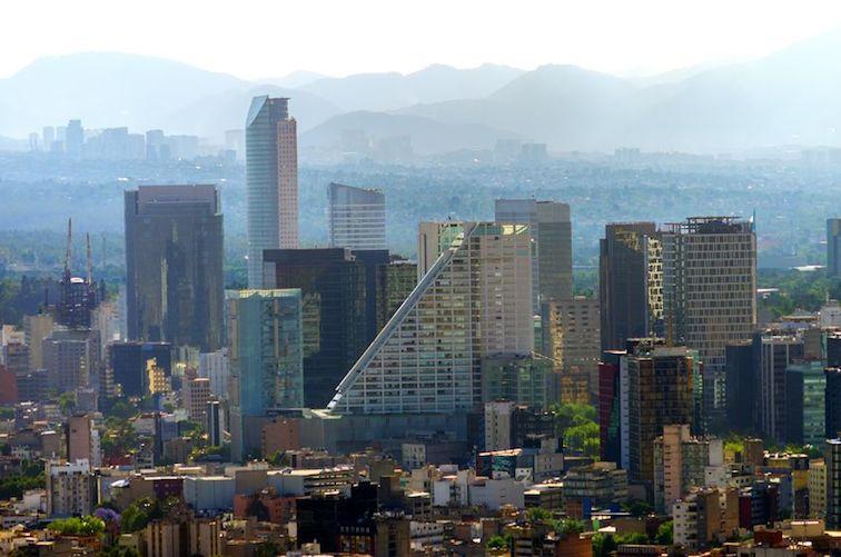 Mexico City Central America