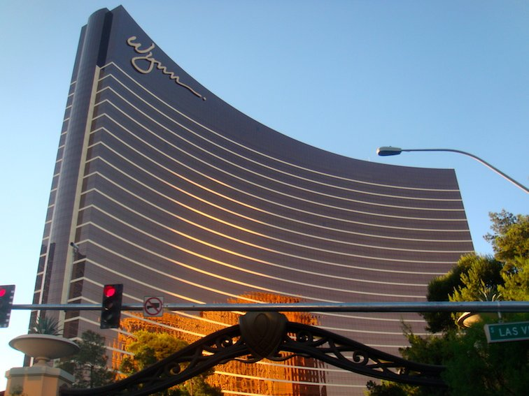 Wynn Encore Vegas Casino Resort Nevada