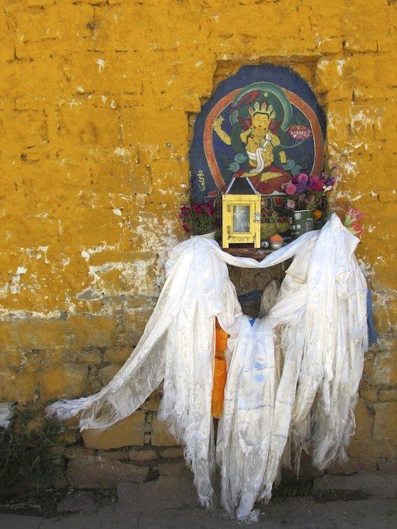 Potala Palace Tibet Asia