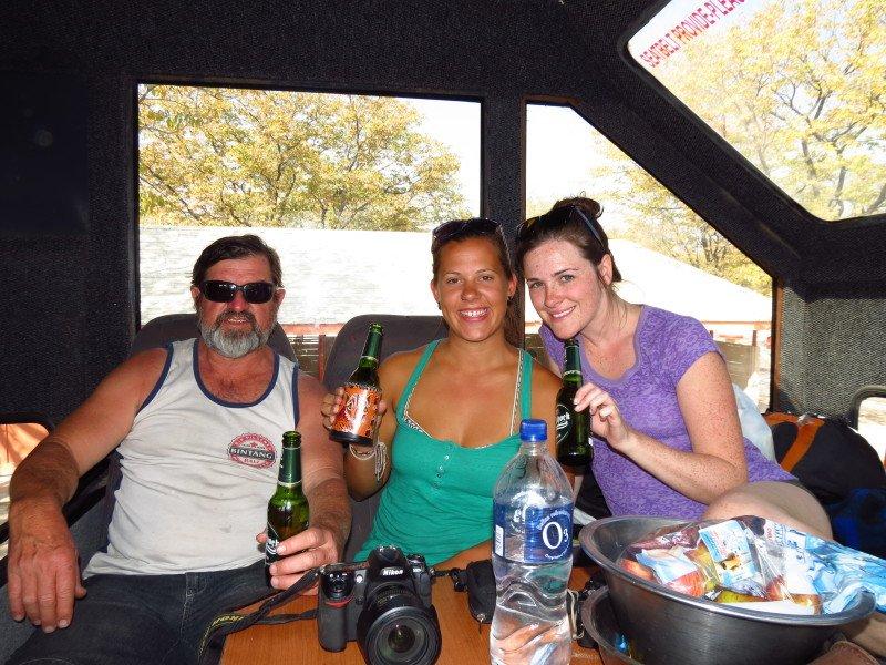 African Overland Safari Beer