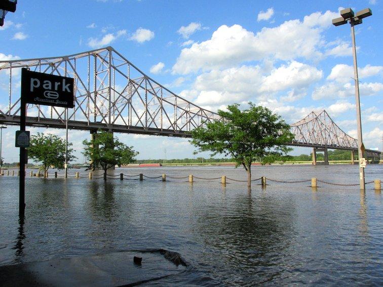 Mississippi River St. Louis Missouri