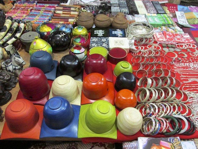 Sapa Vietnam Market Bowls