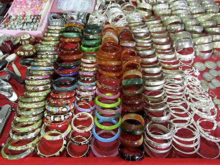 Sapa Vietnam Market Jewelry Bracelet