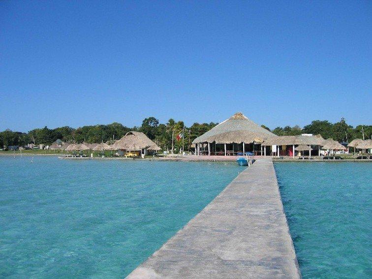 Cancun Mexico Tropical Waters Ocean Sea Carribbean