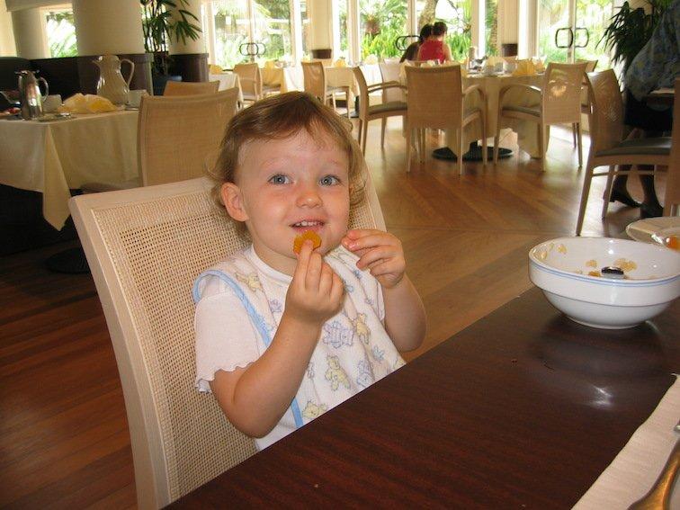 Child Kids Eating
