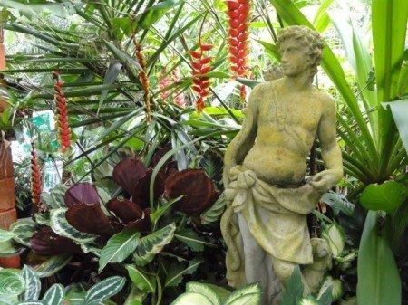 Hunte's Garden Barbados Caribbean