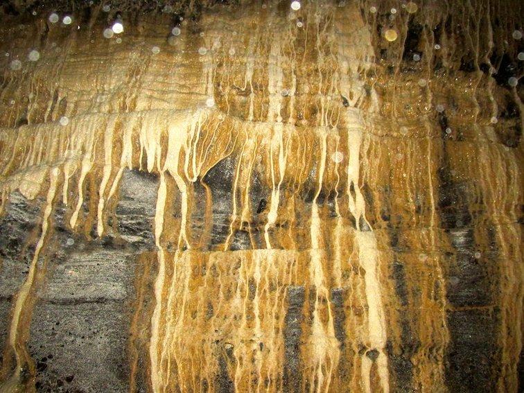 Gupteshwor Mahadev Cave Formations Pokhara Nepal