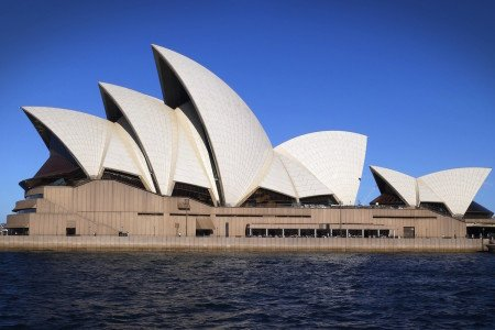 Australia, Sydney, Dome, Opera