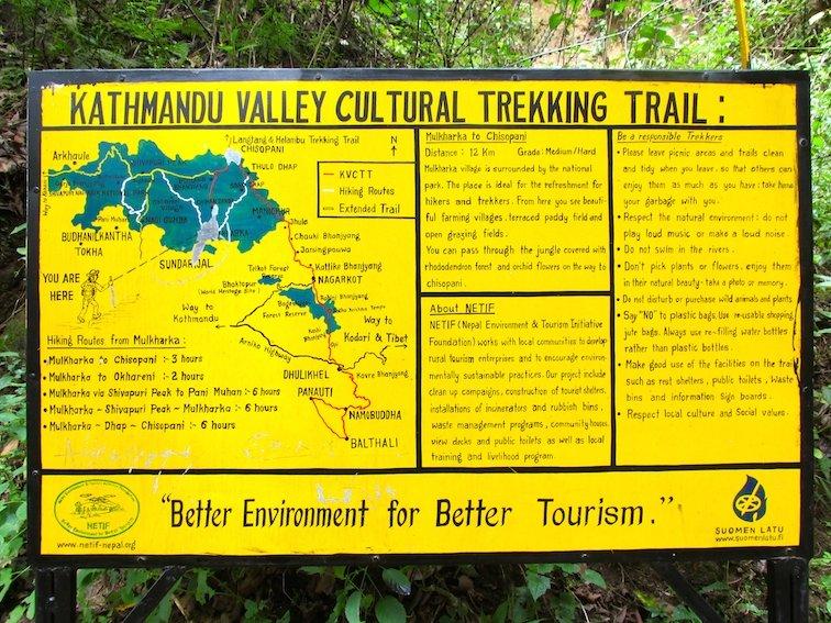 Hiking Shivapuri Peak Kathmandu Nepal