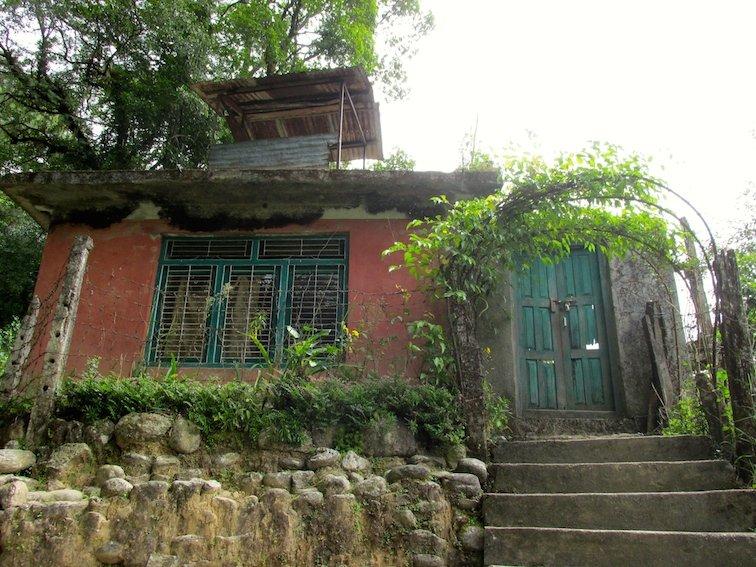 Hiking Shivapuri Peak Kathmandu Nepal House