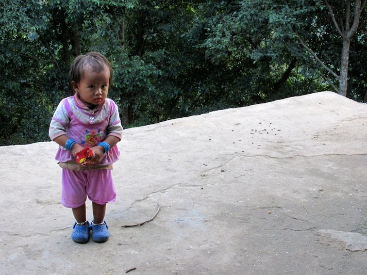 Hiking Shivapuri Peak in Kathmandu, Nepal, Baby, Child