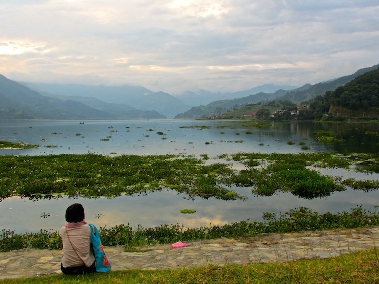 short essay on pokhara