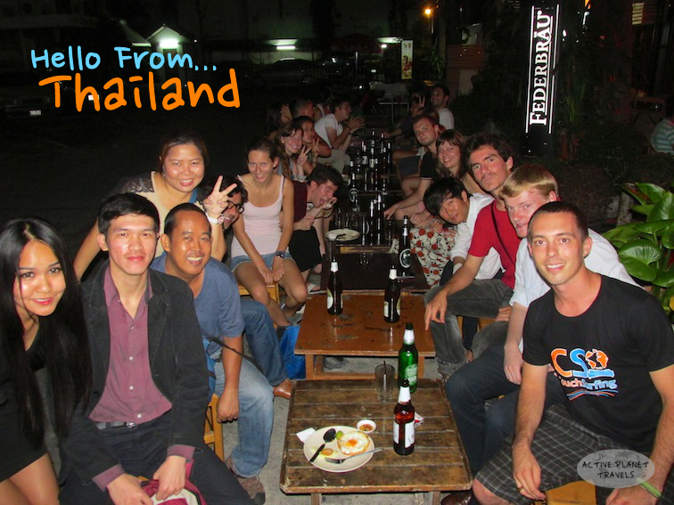 CouchSurfing Thailand Meeting