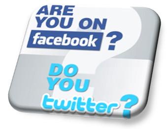 Facebook, Twitter, Social Media, Marketing