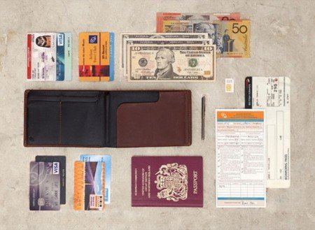 Bellroy Travel Wallet Cocoa