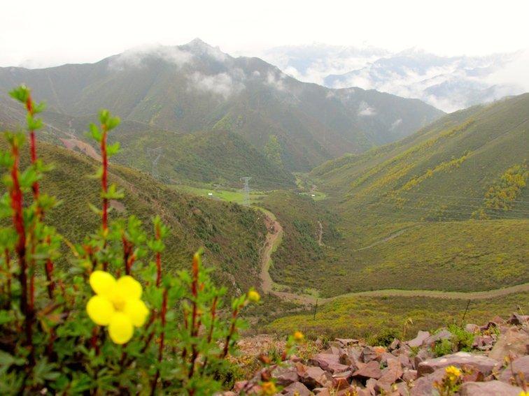 Tibet Road Trip to Huzhu Beishan Park