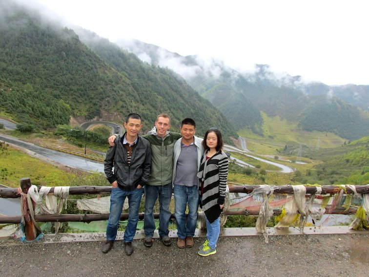 Tibet Road Trip to Huzhu Beishan Park Sichuan-Tibet Highway, China Friends