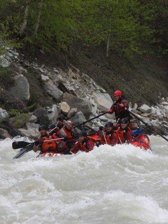 Whitewater Alpine Rafting Canada Bannf
