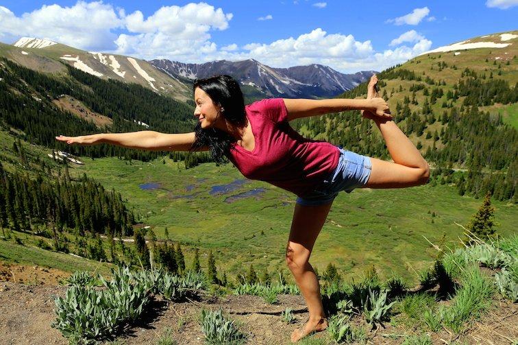Independence Pass Continental Divide Aspen Colorado USA River Creek Legendary Adventures of Anna Kate