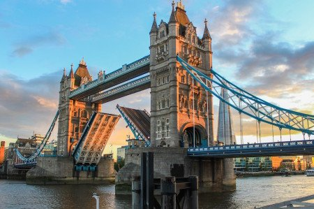 Tower Bridge UK London River