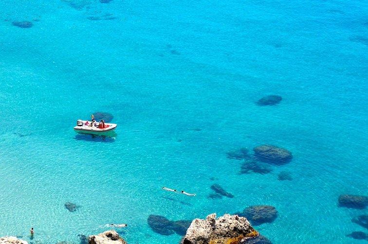 Cabo de Gata, Spain Beach