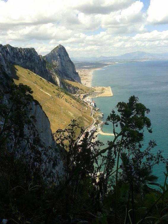 Gibraltar - Entrance to the Mediterranean Sea.1