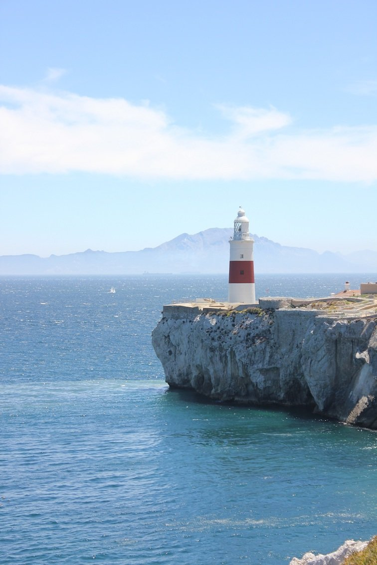 Gibraltar - Entrance to the Mediterranean Sea.2