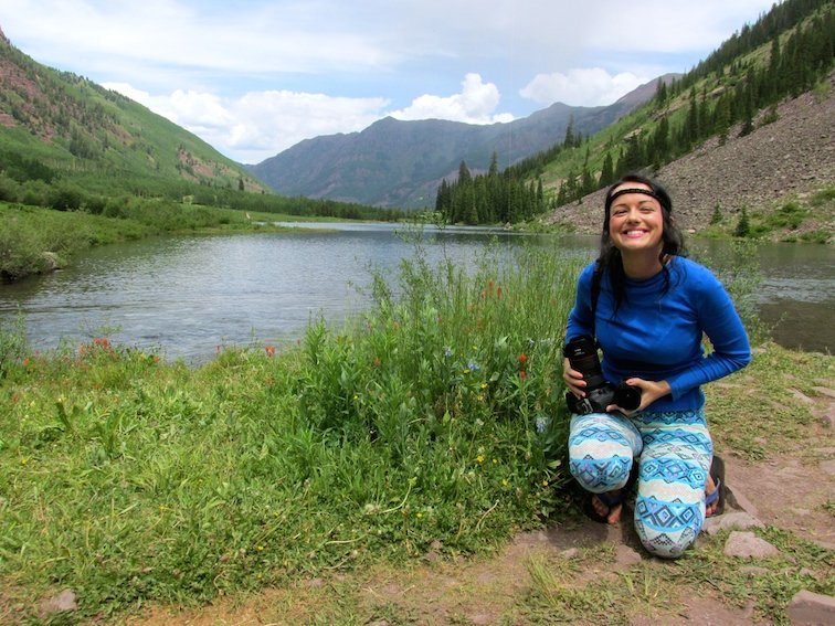 Maroon Bells Aspen Colorado USA Mountains Legendary Adventures of Anna Kate