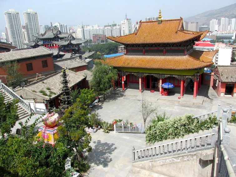Exploring the Beichan Daoist Temple of Xining, China Buddhism