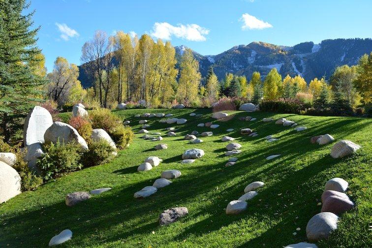 Colorado Aspen Mountain Hiking Autumn Fall Scenic Overlook John Denver Memorial Park