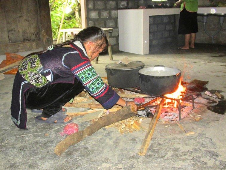 Sapa Vietnam Rice Fields Southeast Asia Rice Fields Kitchen Cook Food