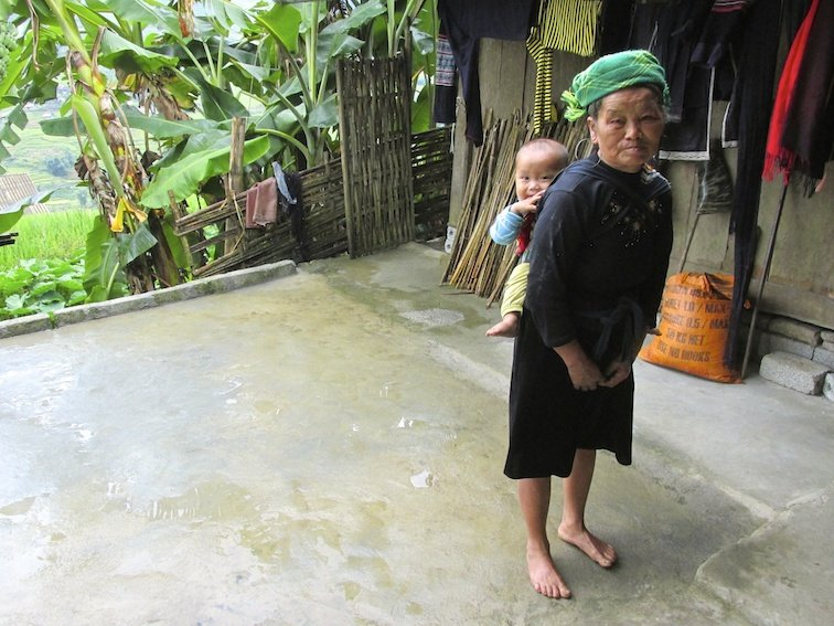 Sapa Vietnam Rice Fields Southeast Asia Guide Walk Hike Village Local
