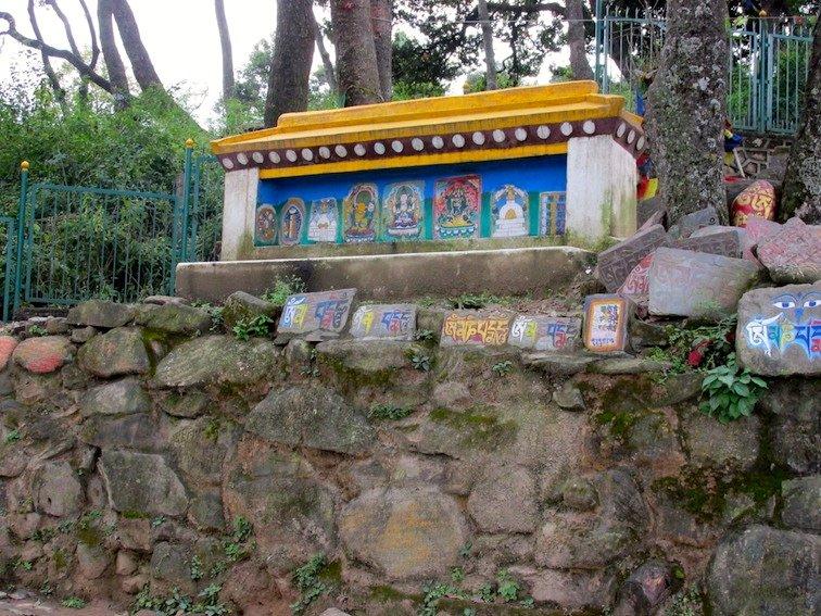 Swayambhumath Monkey Temple Kathmandu Nepal