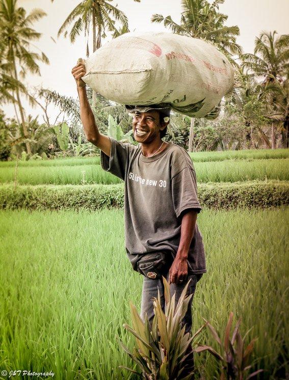 Indonesia man portrait