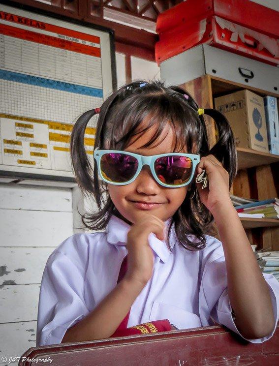 Cambodia Children portrait