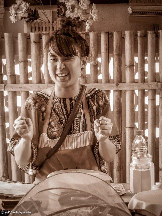 Thailand woman portrait